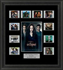 Twilight Eclipse Framed 35mm Film Cell Memorabilia Filmcells Movie Cell