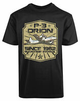 P-3 Orion Maritime Patrol Since 1962 New Men's Shirt Cool Authentic Funny Gifts