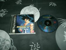 Rare Dragon Ball GT: Final Bout For Sony PlayStation, Playstation 2 And BC PS3's