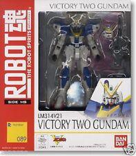 Used Bandai Robot Spirits SIDE MS V2 Gundam PAINTED