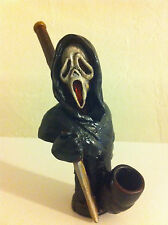 HANDMADE TOBACCO PIPE, Scream Design.