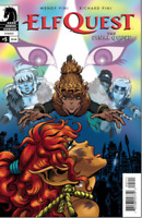 Elfquest #5  Final Quest DARK HORSE COVER A