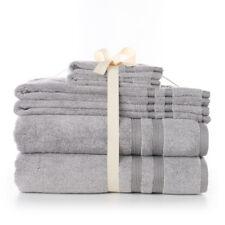 Sonoma Ultimate Hygro Cotton Towels Light Gray 6-piece Bath Towel Set