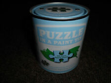 Puzzle In A Paint Tin