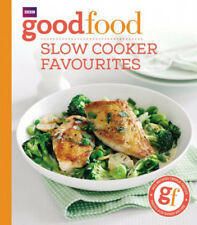 Good Food - Slow Cooker Favourites BBC Recipe Book Paperback Slow Food Receipes