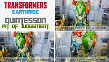 ? Transformers War for Cybertron Quintesson Judge ONLY Pit of Judgement ?