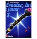 Écouter, Lire & Jouer 1 CLARINETTE - Jean Castelain, Oldenkamp (+ CD)