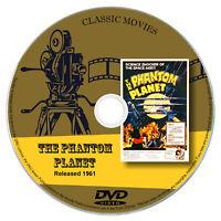 The Phantom Planet (1961) - Dean Fredericks - Action, Adventure, Sci-Fi DVD