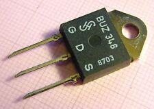 Buz348 N-channel Sipmos transistor 50v 39a 0,04ohm, Siemens