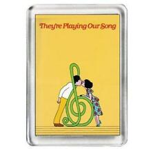 They're Playing Our Song. The Musical. Fridge Magnet.