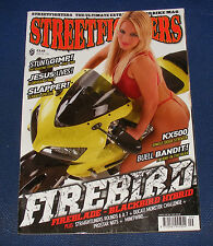STREETFIGHTERS MAGAZINE SEPTEMBER 2005 - FIREBIRD FIREBIRD-BLACKBIRD HYBRID