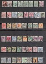 Zypern Klassik aus Anfang - Jhrg.1925 gestempelt (europa:2686)