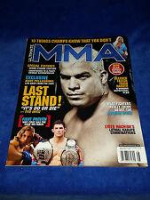 MMA Ultimate 8-2011 Tito Ortiz Lyoto Machida Tapout Kurt Pellegrino Faber Cruz