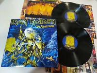 """Iron Maiden Live After Death 2014 - Doble 2 x LP Vinilo 12"""" 2T"""