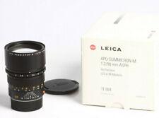 Leica APO-SUMMICRON-M 2/90 ASPH. E55 Germany #11884 Lens