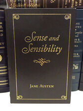 Sense and Sensibility by Jane Austen - Leather - Very Good - Ships in a box