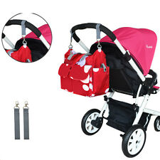Baby Nappy Changing Bag Mummy Diaper Bags with Changing Mat Pad Shopper Tote Bag