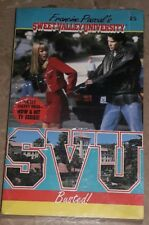 Sweet Valley University- Busted