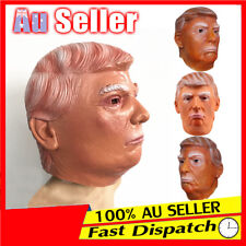 Costume Latex Party Cosplay USA President Mask Donald Trump Politician Halloween