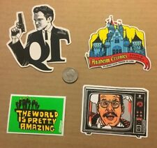 Tyler Stout New Sticker Set of 4 different hard to get stickers Sold Out Set 9