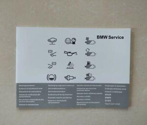 💯ORIGINAL New BMW SERVICE BOOK FOR ALL BMW MODELS 2007~2021