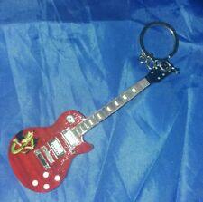 Slash Snakepit 10cm Wooden Guitar Key Chain