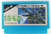 1942 - Capcom - 1985 - Nintendo Famicom FC - CAP-19 - Japan Import