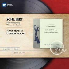 HANS/MOORE,GERALD HOTTER - WINTERREISE,SCHWANENGESANG 2 CD NEU