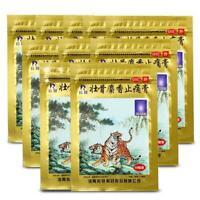 10pcbag LingRui Musk Strengthen Bone Relieving Pain Plaster Chinese-Herbal E6Y6