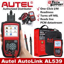 Autel AutoLink AL539 Herramienta para Diagnóstico de Coches - Roja
