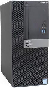 Dell OptiPlex 7040 Mini Tower Intel i5-6500 DDR4 RAM - M.2 SSD - 2TB HDD Win 10
