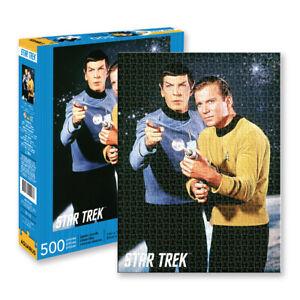 Star Trek Spock & Kirk Jigsaw Puzzle 500 pieces