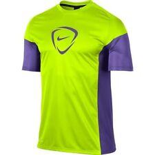 Nike Short Sleeve Regular Size Football Activewear for Men