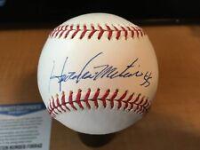 Hideki Matsui Yankees Signed Rawlings OML Ball BAS Beckett Certified A