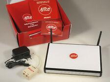 PRL) MODEM ADSL ALICE GATE W2+ ETHERNET USB WI-FI TELECOM ITALIA ROUTER WIRELESS
