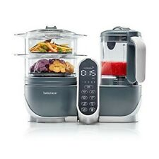 ROBOT CULINAIRE BABYMOOV NUTRIBABY LCD GRIS (OPENBOX)