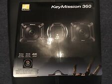 Nikon KeyMission 360 Action Camera *NEW*  + Manufacturer Warranty