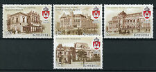 Romania 2017 MNH Iasi City of Great Union 4v Set Palaces Architecture Stamps