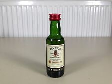 Mignonnette mini bottle non ouverte whisky jameson