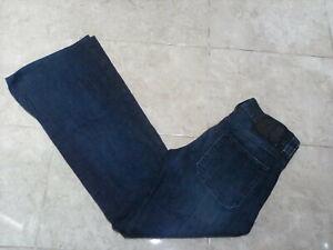 DIESEL 'FLUZI' Mid Rise Flared Jeans , size 8 UK , 26W 28L