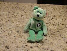 Kicks Soccer TY Beanie Baby Retired Awesome Condition with Tag Cover