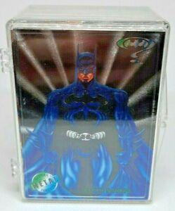 1995 - DC Batman Forever Metal FULL BASE SET - Great Condition!