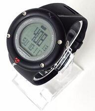 Puma Herren Uhr Optical Cardiac schwarz grau Silikon Herzfrequenz PU911291002