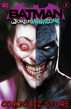 BATMAN THE JOKER WAR ZONE #1 (2020) 1ST PRINTING OLIVER MAIN COVER DC ($5.99)