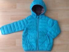 Kinder Steppjacke Gr.74/80 türkis Übergangsjacke Jacke Junge Mädchen impidimpi