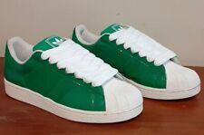 Adidas Green Athletic Shoes adidas