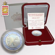 2 euro commémorative Monaco 2017 BE - 200 ans des Carabiniers du Prince