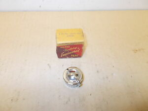 Mopar NOS Instr.Panel/ H/Lamp Switch Knob 49 Plymouth,Map Switch Knob 49 DeSoto