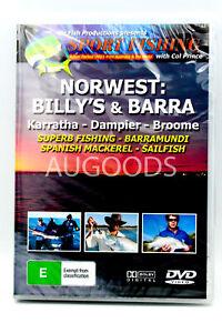 Northwest: Billys & Barra - DVD Series Rare Aus Stock New Region ALL