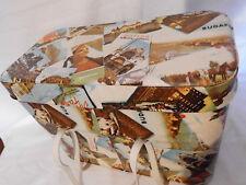 Ostalgie vintage RDA bolsa de refrigeración camping hieleras bolso retro